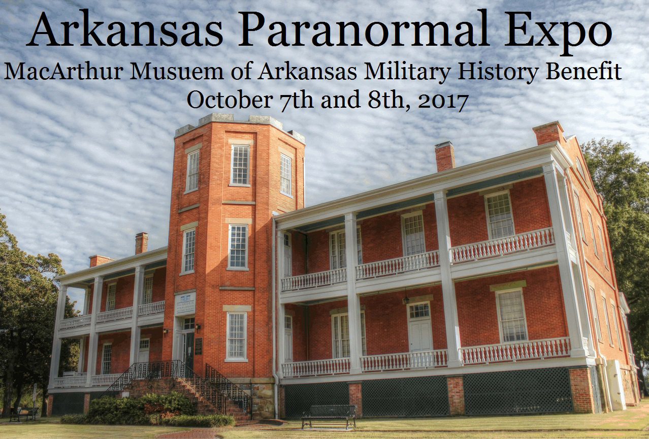 Arkansas Paranormal Expo